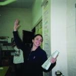 Figure 4.4 My teacher. Emily, age 10