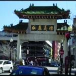 Figure 5.2 (Video still.) A big Chinese gate … A big Asian gate. Danny, age 17
